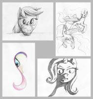 Sketches 2015-05-23 by Dahtamnay
