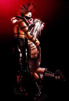 Cybergoth Industrial Couple by Rehula