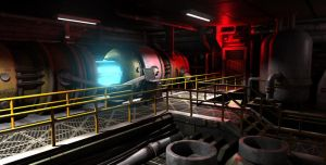 Biochemical Refinery - Final by mhofever