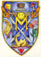 Coat of Arms by TrollGirl