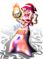 Vivian 1 Strikers Player by Blue-Paint-Sea