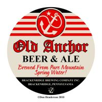 Old Anchor Beer by yankeedog