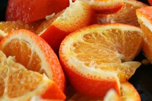 Orange Slices by SavageFaces