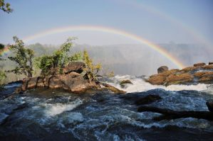 Victoria Falls IV by Caatherinee