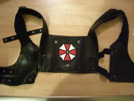 resident evil tactical vest by nuriko360