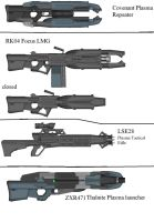 Military Weapons 26 -Update- by Marksman104