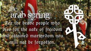 A tribute to the Arab Spring by DigitallyDestined