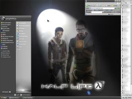 uh.. Half-life2 by Siren2k4
