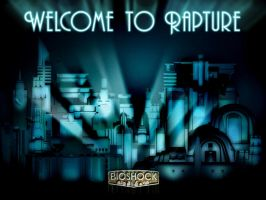 Welcome to Rapture by mrevil14