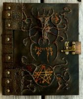 Necronomicon Book of the Devouring Darkness by MrZarono