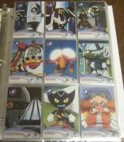 .:Sonic X Cards:. Eggman Army by SEGAMew