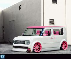 Nissan Cube by Lexotic-Projects