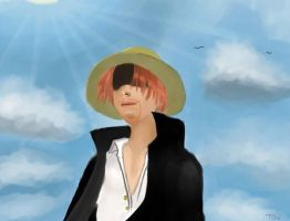 Shanks by darkervapid