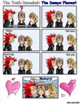 The Demyx Flavour Prize Comic by Silverookami