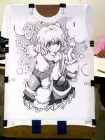 T-shirt Parsee by ranalez