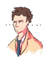 SPN - Castiel by Outside-Box