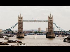 Tower bridge by eva-isabella