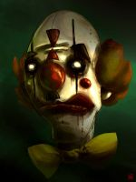 I hate clowns by CheungKinMen