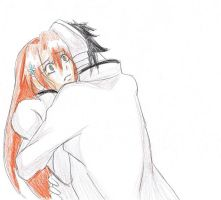 Hug - don't cry by Ulquihimelover2011