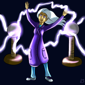 The Great And Powerful Trixie Takes up Physics by Redesine