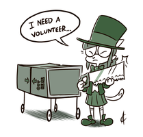 Volunteer Needed by Atrox-C