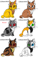 request adopts 4 closed by BadKittyTigerstar