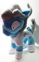 My Little Pony - Screwloose custom plush by Kitamon