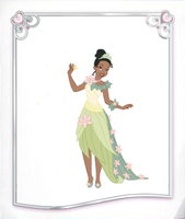 Princess Outing_Tiana by X-TURENT
