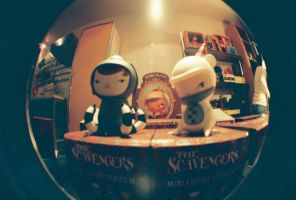 Marabel And Brody by lomocotion
