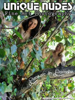 Pleasure in Paradise: now downloadable digitally! by UniqueNudes