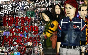 Happy 10 Years, MCR by IWantMyOwnVampire