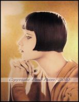 Louise Brooks by Artman2112
