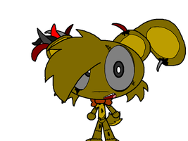 Springtrap according to me by Anthony-Zel