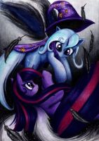 The Darkness That is Twilight by LavosVsBahamut