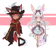 Mixed Venia adoptable Batch 4 (CLOSED) by Kaiet