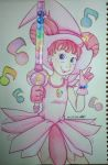 Magical DoReMi-Watercolor by InVaDeR-YaMi