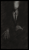 Charcoal: The Master is here by Cageyshick05