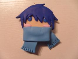 kaito keychain by The69thEye