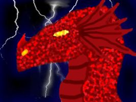 Red Dragon by WargusEstor