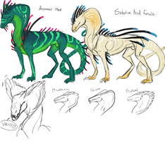 Species stuff by Pure-Decay