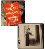 In 'The Art of Deduction' by NaKaya