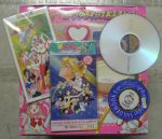 Sailormoon Mini CDs FOR SALE by HaloGoddess1
