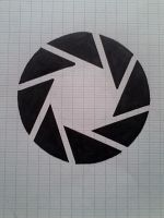 Ring of eternal spinning (Little drawings #3) by Qualtic