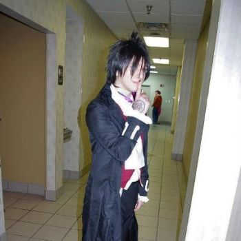 Sebastian Cosplay by ThreeCuts3x3