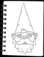 Gnome Face by SLeazy-P