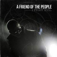 Lupe Fiasco Friend Of The People I Fight Evil by PADYBU