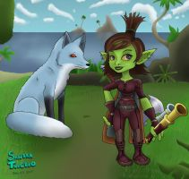 World of Warcraft: Goblin by Sandette