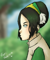 Toph for Sakizm by White-pine