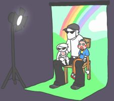 Cool Family Portrait Bro by soap-scum