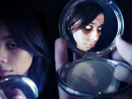 the other side of the mirror by arros14
